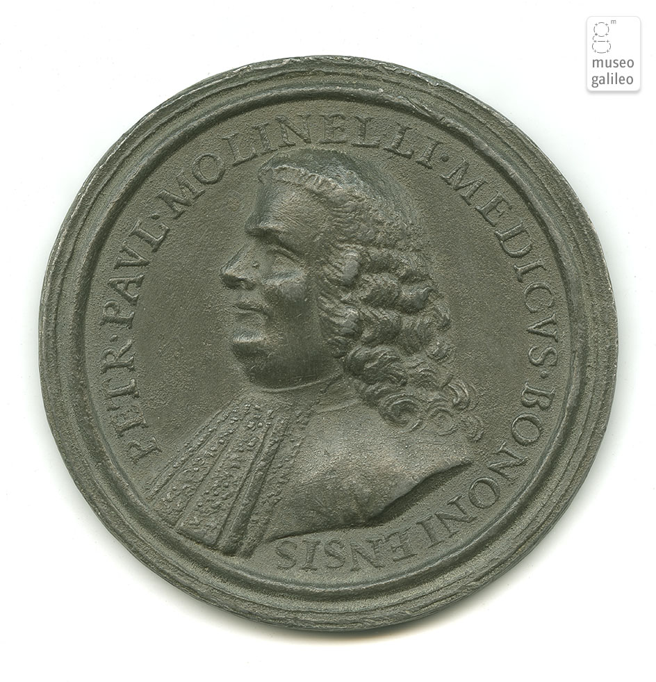 Pier Paolo Molinelli - obverse