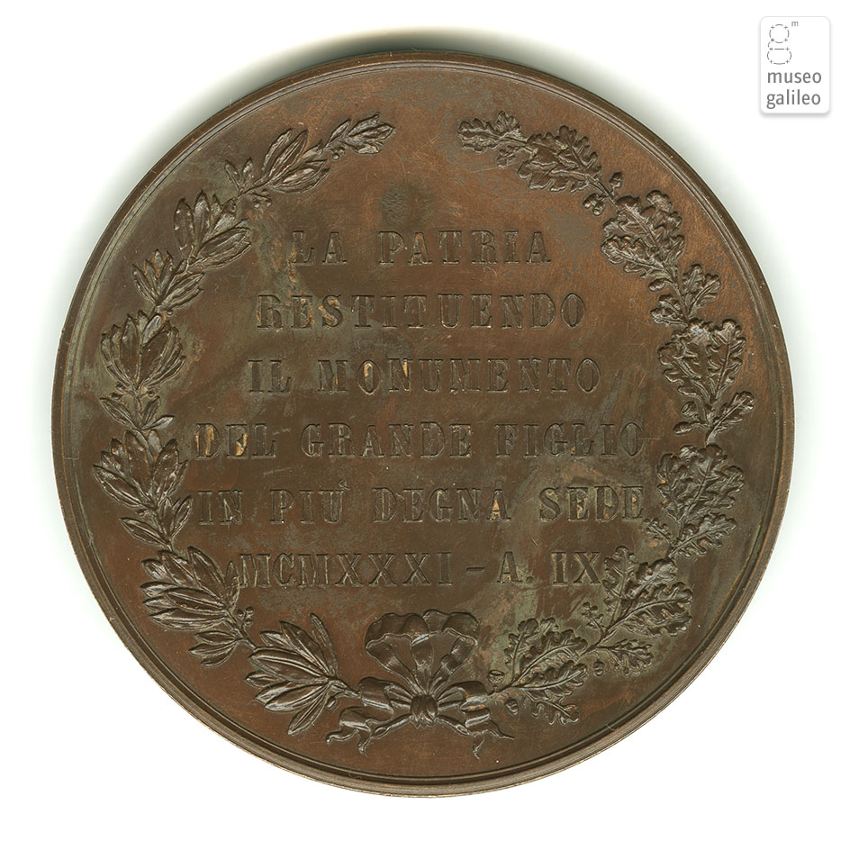 Giovanni Battista Morgagni - reverse