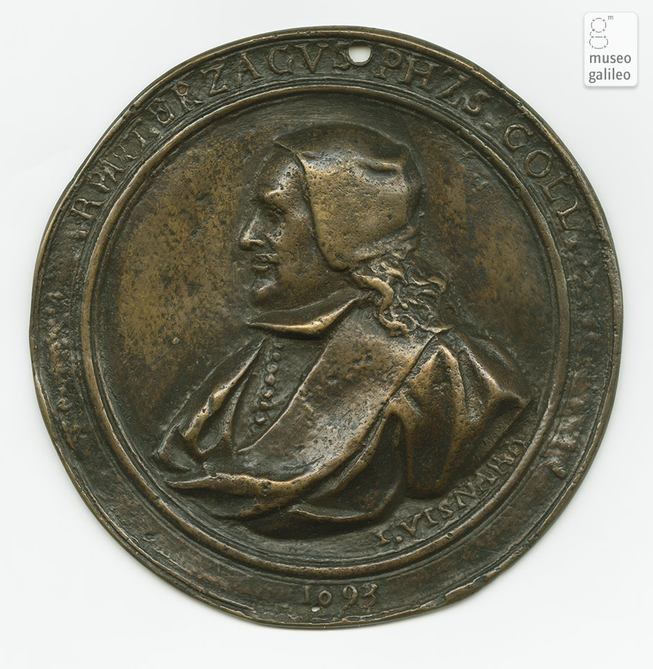 Paolo Maria Terzaghi - obverse