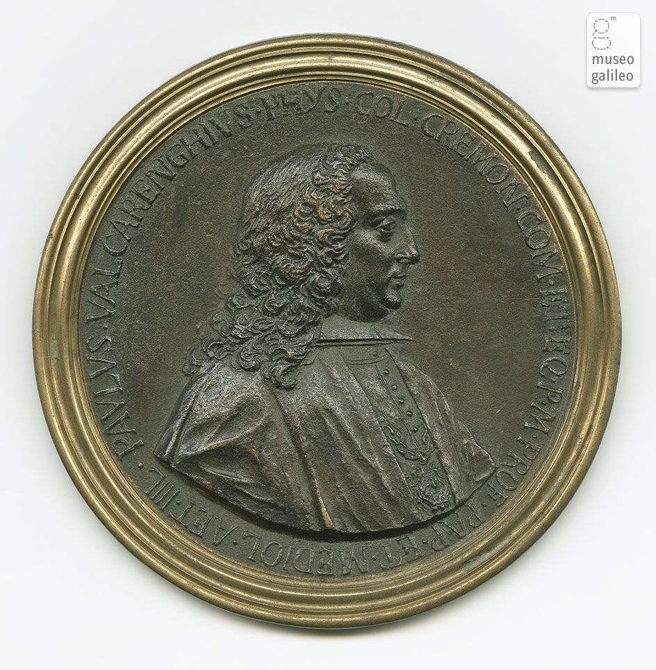 Paolo Valcarenghi - obverse