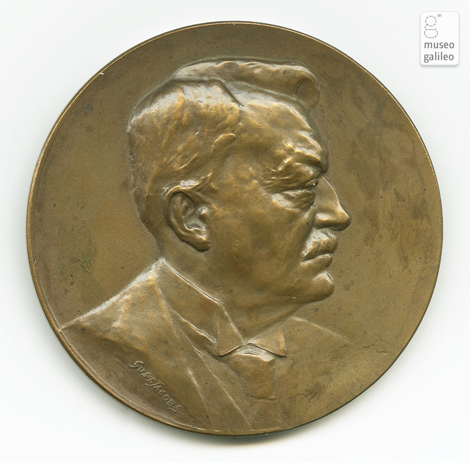 Auguste Slosse - obverse