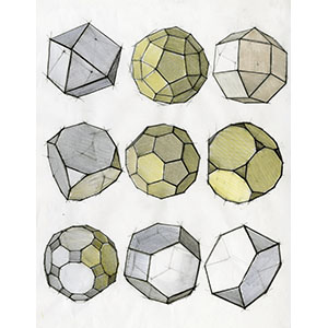 The thirteen solids of Archimedes