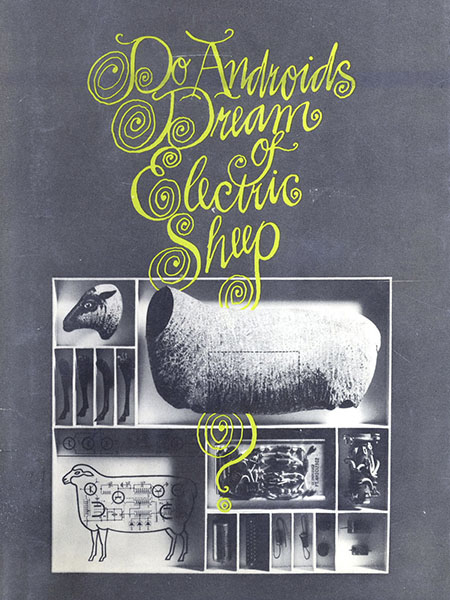 Cover of Philip K. Dick's Do Androids Dream of Electric Sheep?