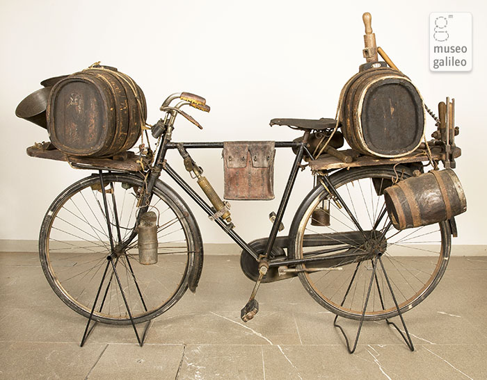The barrel-maker's bicycle