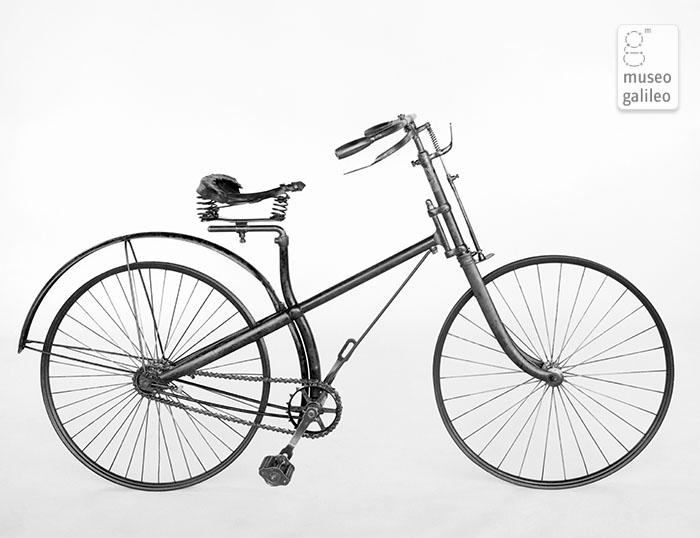 Bicicletto-type bicycle